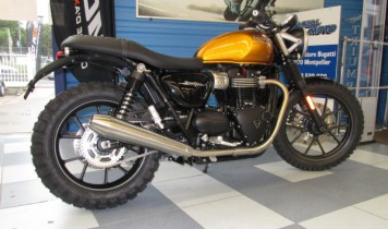 NOUVELLE STREET TWIN 900